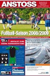 2008.08.08 Anstoss 2008-OV - Rot Weiss Damme