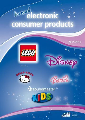 electronic consumer products
