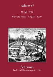 Auktion 67 - Verband Deutscher Antiquare e. V.