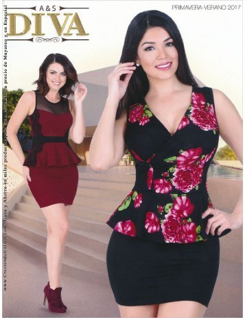 #574 Diva Fashion Ropa para Mujer y Ninas