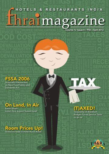 Magazine - The FHRAI