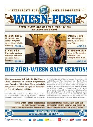 Lies mich! - Züri Wiesn