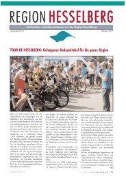 TOUR DE HESSELBERG: Gelungenes Radspektakel für die ganze ...