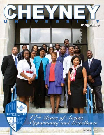 Honor Roll - Cheyney University of Pennsylvania
