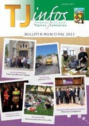 BULLETIN MUNICIPAL 2011 - site mairie Tignieu-Jameyzieu