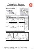 Tragschienen - Systeme - Seite 2