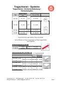 Tragschienen - Systeme - Seite 7