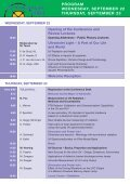 EUROPEAN CONFERENCE ON UV RADIATION - Page 4