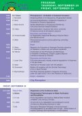 EUROPEAN CONFERENCE ON UV RADIATION - Page 5