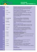 EUROPEAN CONFERENCE ON UV RADIATION - Page 6