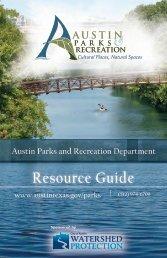 Parks - City of Austin