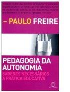 Pedagogia da Autonomia - Paulo Freire - Page 2