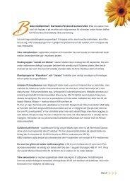 Medlemsbrev hösten 2012 - Folkuniversitetet