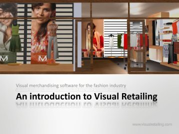 An introduction to Visual Retailing An introduction to ... - Educarm