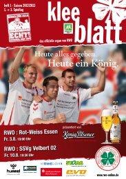 RWO - SC Rot-Weiß Oberhausen eV