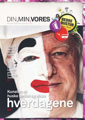 kulissen - Bedrebustur.dk