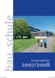 Wir bauen Qualität - bei der Schweizerischen Bauschule Aarau SBA
