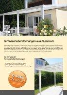 Katalog Terracon Überdachungen 2017 - Page 2