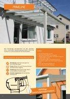Katalog Terracon Überdachungen 2017 - Page 4