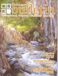 December 2006 Bulletin - Allegheny County Medical Society