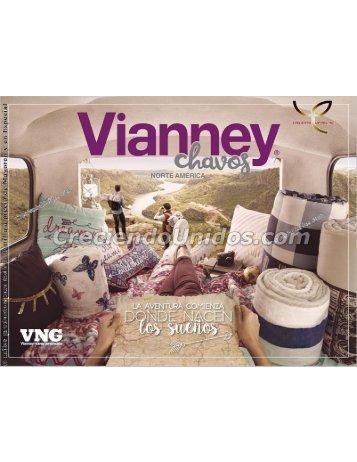 #569 Vianney Chavos Cobertores, Edredones y Accesorios
