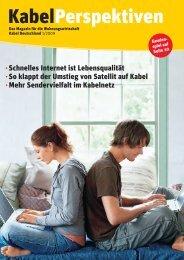 KabelPerspektiven - Kabel Deutschland