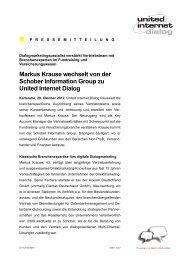 Markus Krause wechselt von der Schober Information Group zu ...