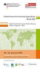 20.–22. Januar 2011 Einladung und Programm - DLG International GmbH
