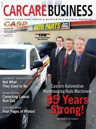 Eastern Automotive Warehousing/Auto Machinery - Autosphere