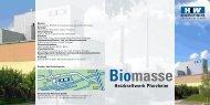 Heizkraftwerk Pforzheim Biomasse - Stadtwerke Pforzheim