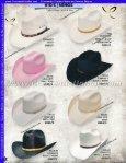 #509 TombStone Importaciones del Rincon Catalogo de Botas y Sombreros - Page 2