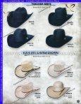 #509 TombStone Importaciones del Rincon Catalogo de Botas y Sombreros - Page 5