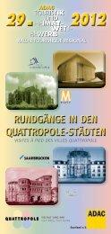 und Heimatwettbewerb 2012 - QuattroPole