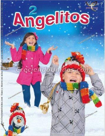 #546 Angelitos 2 Volumen 9 Ropa, Calzado y Accesorios para ninos