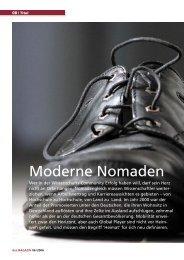 Moderne Nomaden - Markus Giesler