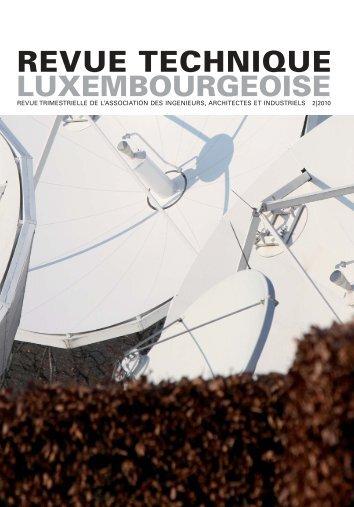 pdf RT 02 | 2010 - Revue Technique Luxembourgeoise