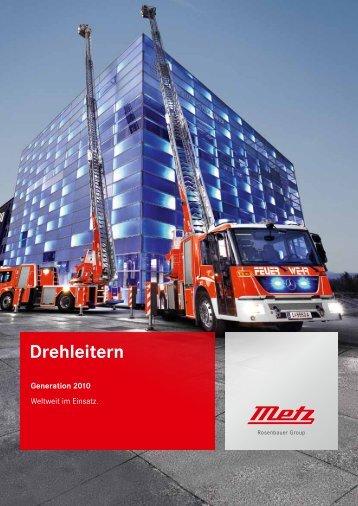 Drehleitern - BTL Brandschutz Technik GmbH Leipzig