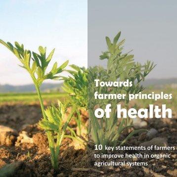 of health