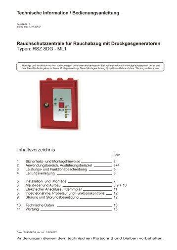 3. Leistungs- und Funktionsbeschreibung - STG-Beikirch