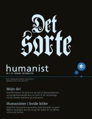 Mojn do! Humanister i hvide kitler