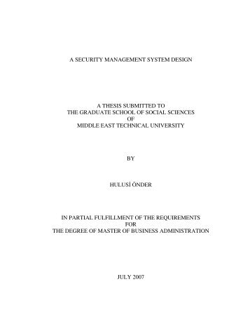 thesis on online shopping system
