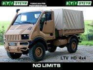 LTV HD 4x4 - STI | Steyr Trucks