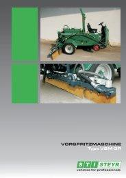 Produktfolder - Steyr Trucks   Sales and Services International GmbH
