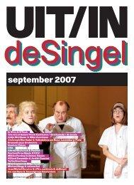 kalender 2007_09_september - deSingel