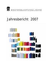 Jahresbericht 2007 - Gemeinde Nuerensdorf