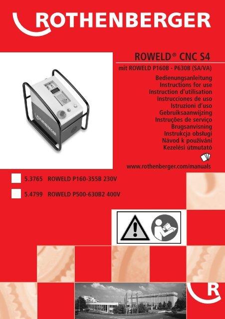 Roweld Cnc S4 Nexmart