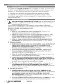 BA Umschlag RODIACUT 400 PRO 1008 - ROTHENBERGER - Page 6