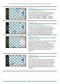 Los 100 finales que hay que saber (GM Jesús de la Villa) - Page 3