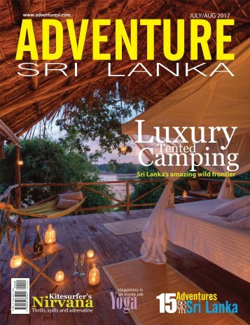 Adventure Sri Lanka 1