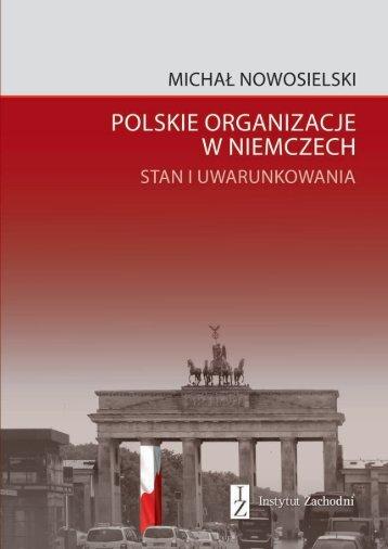 POLSKIE ORGANIZACJE W NIEMCZECH